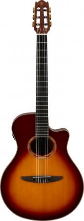 ヤマハ エレクトリック ナイロンストリングス ギター「NXシリーズ」 『NTX3 BS』