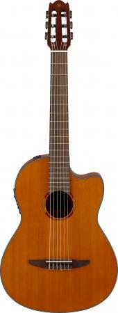 ヤマハ エレクトリック ナイロンストリングス ギター「NXシリーズ」 『NCX1C NT』