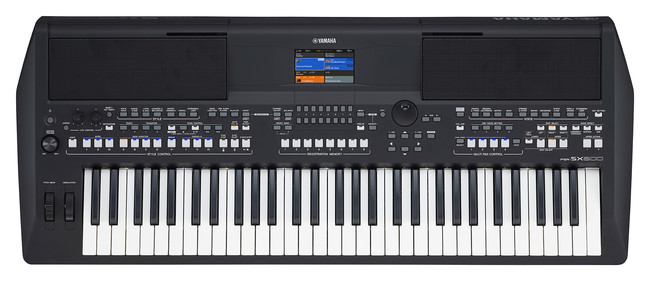 ヤマハ 電子キーボード『PSR-SX600』