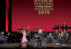 2019年の「ヤマハ ジャズ フェスティバル」
