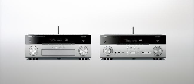 左:RX-A870 右:RX-A770