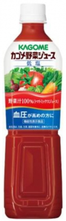 カゴメ野菜ジュース 低塩(720ml PET)