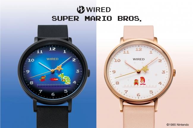 WIRED×スーパーマリオブラザーズ