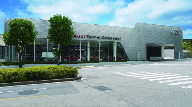 Audi東名川崎