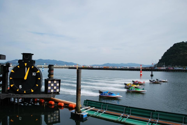 ボートレース 徳山ライブ