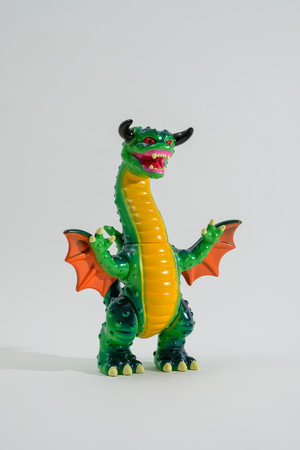 《Magic dragon sofubi #2》
