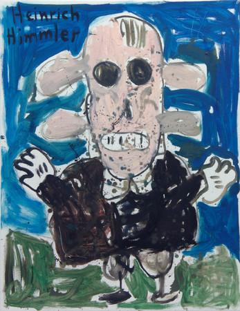 Andre Butzer Untitled (Himmler)