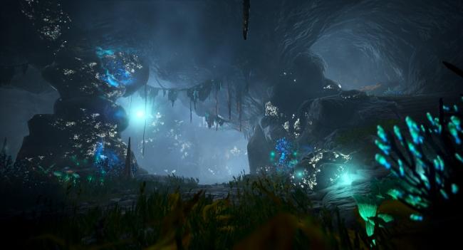 ▲プロティ洞窟