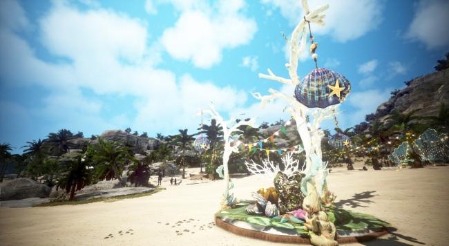 PC向けオンラインRPG 『黒い砂漠』「テルミアンウォーターパーク」が本日オープン!「レイラの花びらドロップアップ」開催!