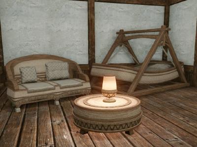 ▲4種類の「フジ家具」