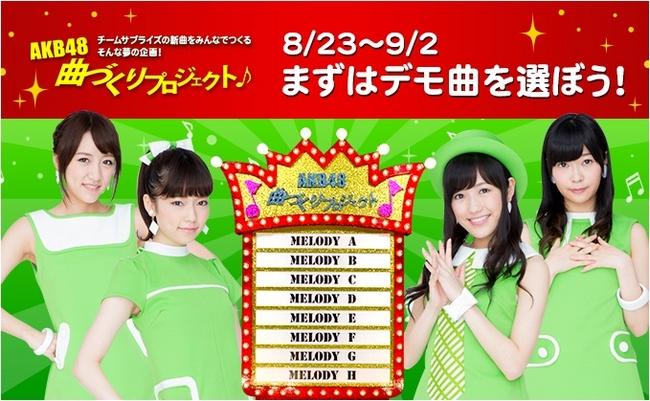 AKB48曲づくりプロジェクト