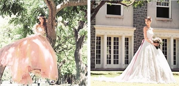 41fff4cfcadfd 吉川ひなのさんプロデュースドレスブランド「alohina moe」新作コレクション全国のワタベウェディング店舗にて販売スタート!