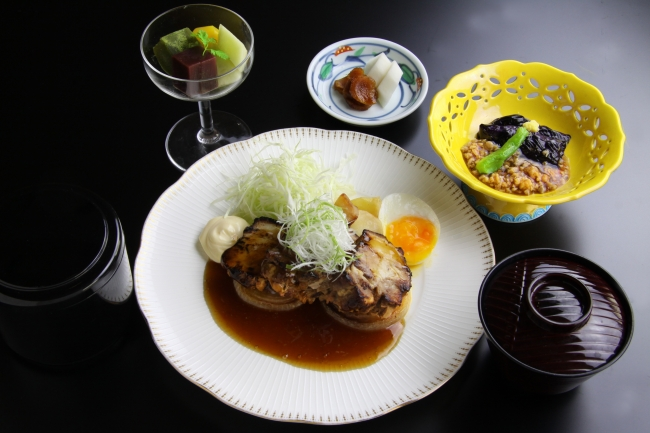 <日本料理>