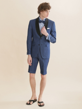 BEAMS-3 FORMAL DENIM