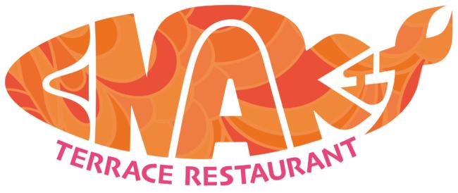 ※テラスレストラン「ENAK(エナ)」ロゴ