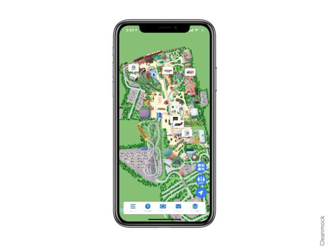デジタルマップ