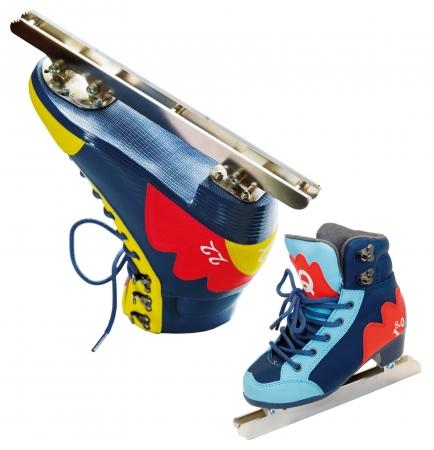 富士急ハイランドオリジナル「二枚刃スケート靴」 1,000円
