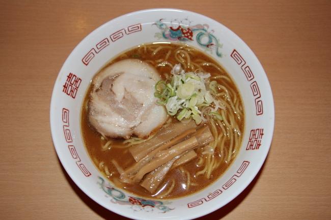旭川ラーメン「三代目 一心」監修 旭川醤油ラーメン