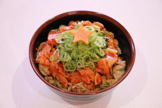 ツリースタミナ丼(1,100円)