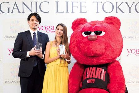 【2017年度受賞】アルバルク東京さん、吉川ひなのさん