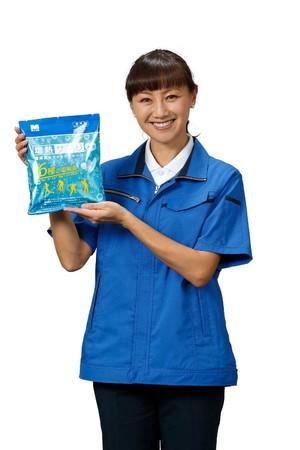 塩熱飴(R)アンバサダー 福島和可菜さん