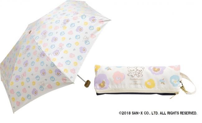 ストア同時発売 折りたたみ傘