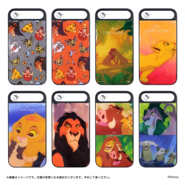 iPhoneケース 8種