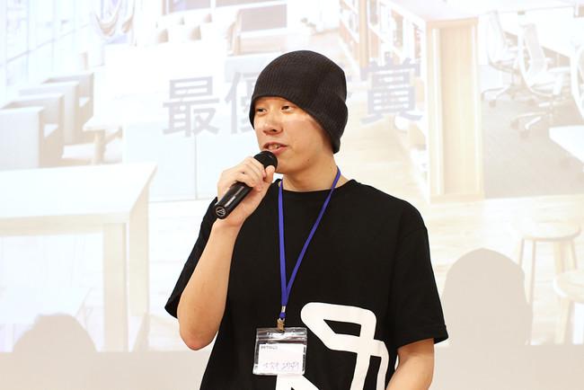 2019年開催時、内定を受けた 鈴木雄大