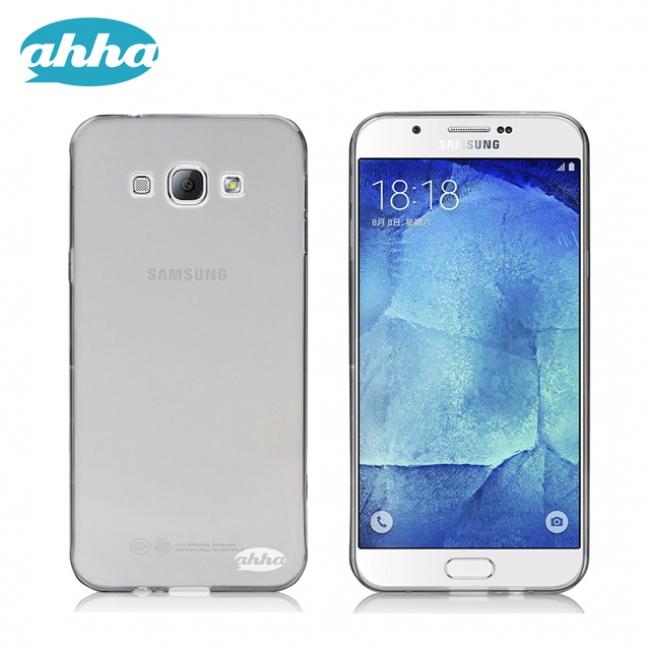 Samsung製スマホ Galaxy A8 au SCV32 用 手帳型ケースとソフトケースを新発売