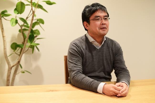 田中 信樹 MIDOLAS事業部 部長 ビジネス開発担当