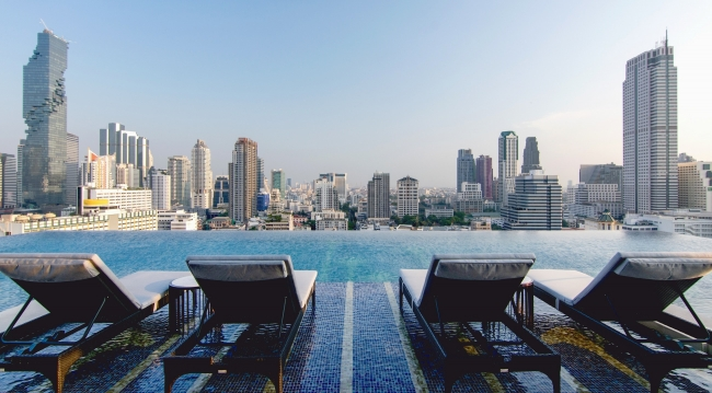 バンコクの注目エリア・スリウォン地区に、『バンコク・マリオット ...