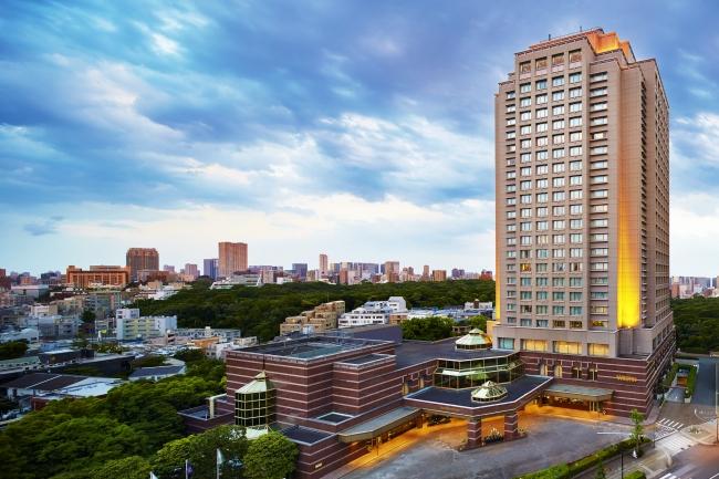 【ウェスティンホテル東京】