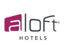 「アロフト」ブランドのロゴ