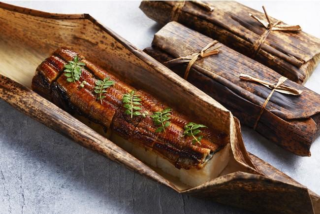 ・ 日本料理「校倉」謹製 鰻の棒寿司