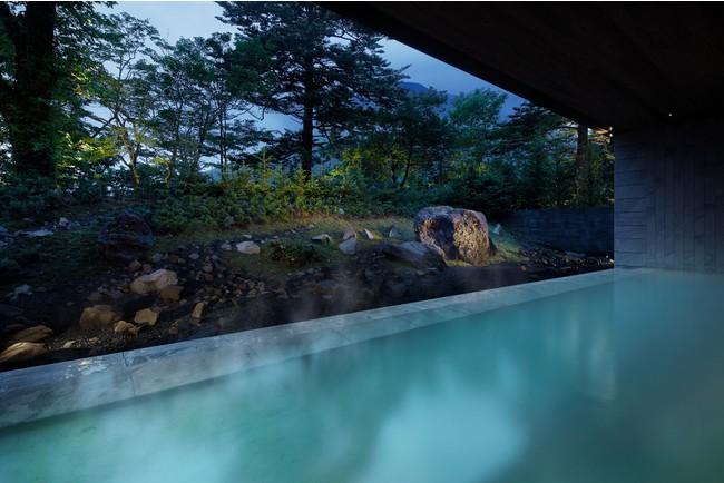 【ザ・リッツ・カールトン日光】静寂に包まれる峻厳な奥日光の冬こそ心身を呼び覚ます温泉体験を