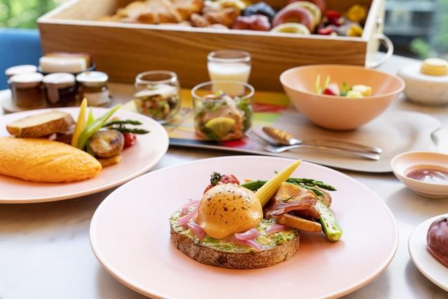 レストラン「Oh.lala…」の朝食イメージ