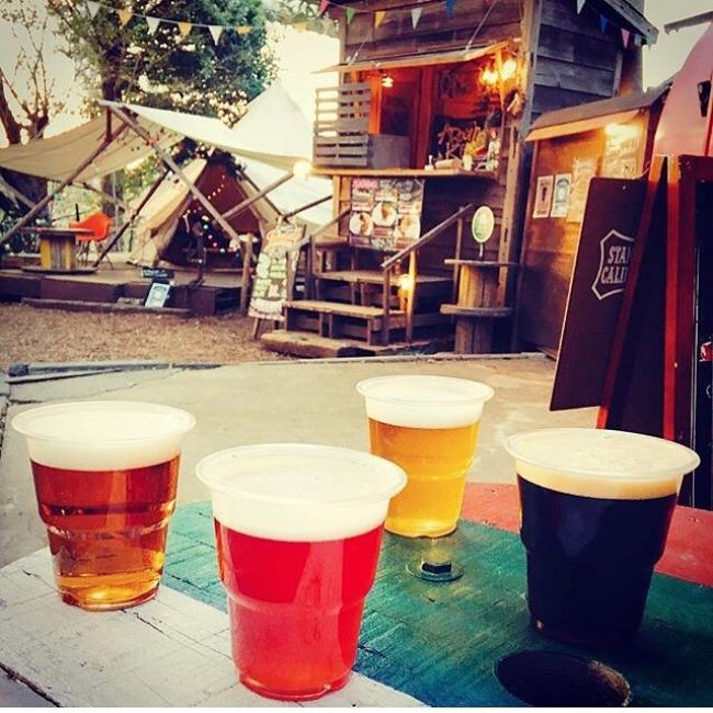 4つの種類のクラフトビール