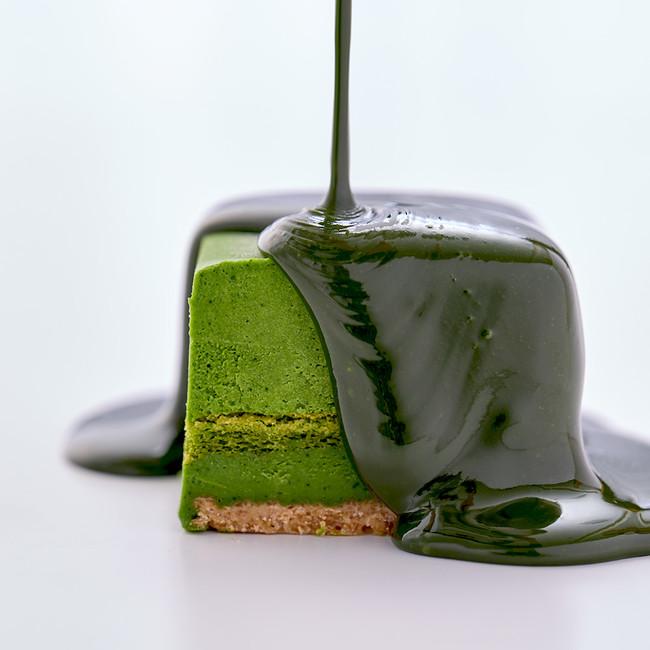 ショコラ・グラサージュ 抹茶