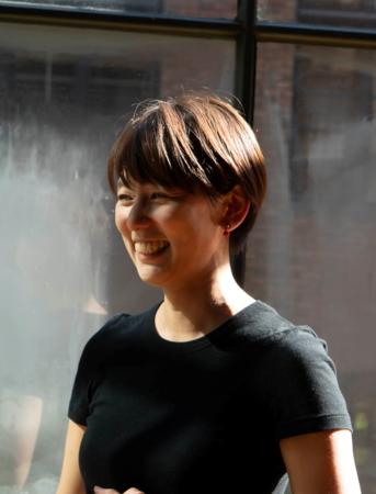 中村寛子さん fermata inc.の共同創設者、CCO兼代表取締役
