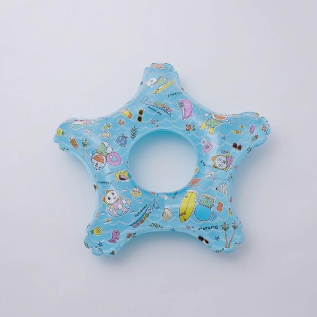 ○子供用星型浮き輪 ¥500(税込¥550)