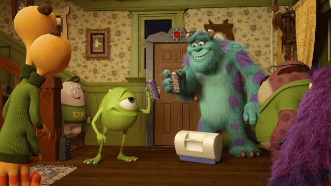 「モンスターズ・パーティ」 ©2019 Disney/Pixar