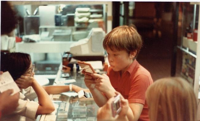 子どものころから驚異的な集中力を見せていたイーロン