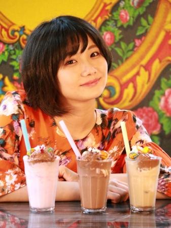 新発売のチョコレートドリンク「ショコラボワール」