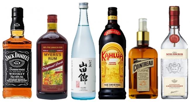 選べる6種類の名酒たち