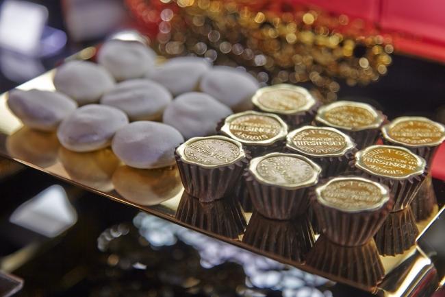 イルサンジェーのショコラ達