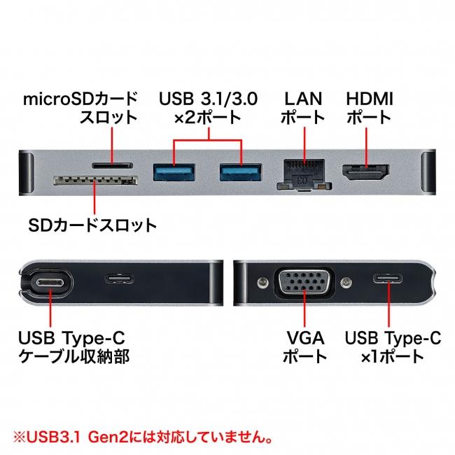 USB-3TCH13S