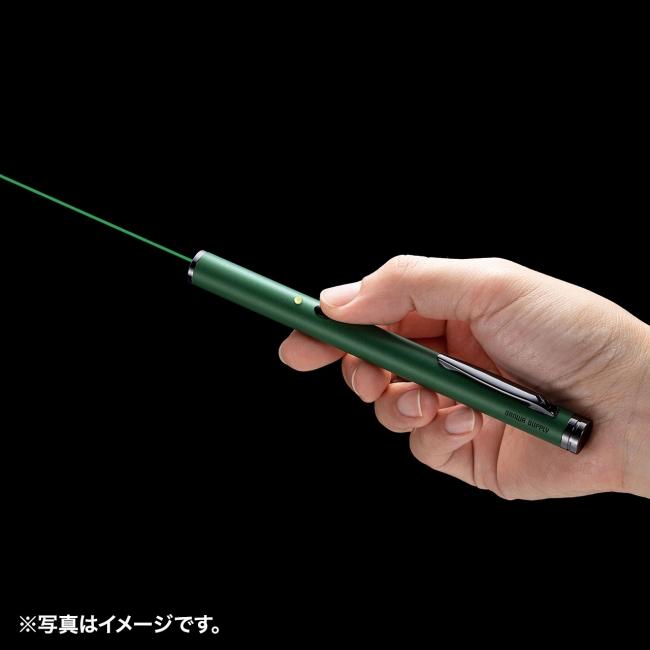 レーザー ポインター 緑