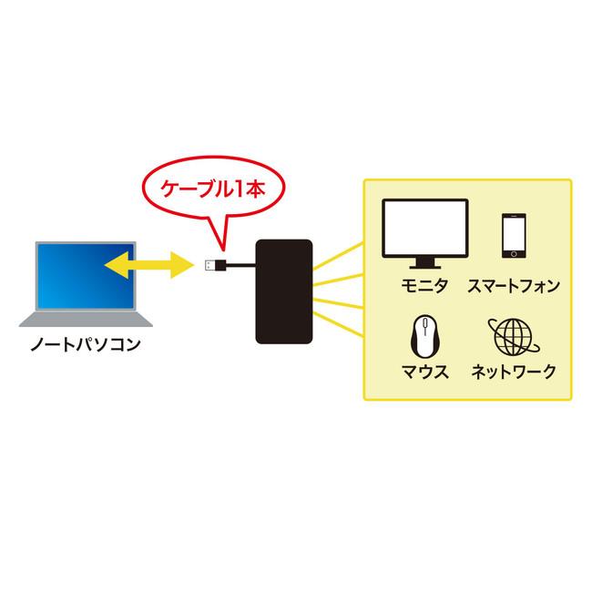USB-3H131BK