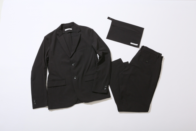 Nylon 4way Stretch Set-up ( JACKET 14,000 PANTS 10,000)