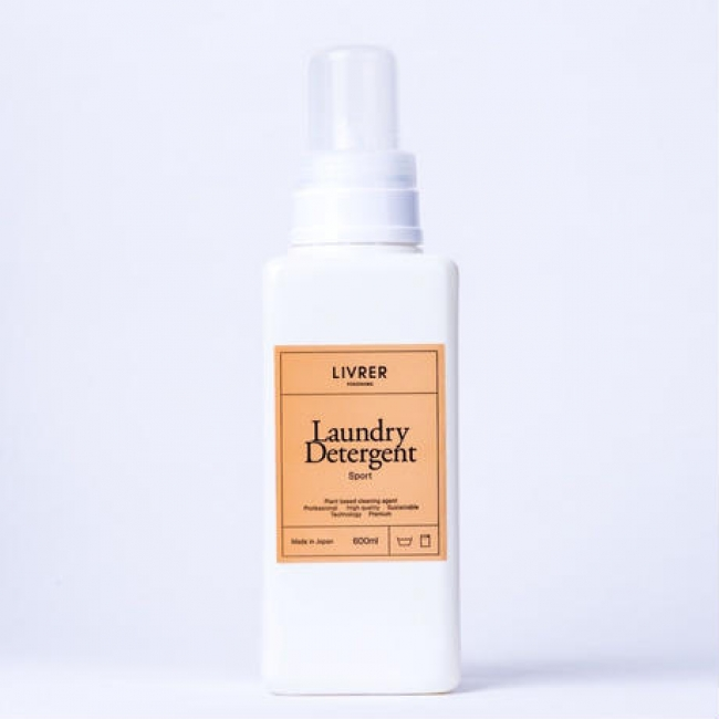 Landry Detergent ▶Sport ¥2,200+tax [綿・麻・合成繊維用洗剤]